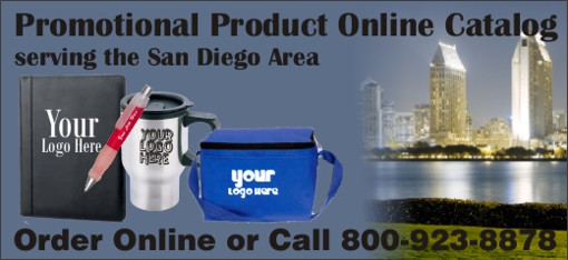 Promotional Products San Diego, California
